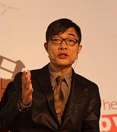 Daniel Shyu - Literature Pastor